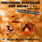 Percussion Playbacks for Drums 3 World-Edition